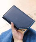 ซองใส่สมุดบัญชี ธนาคาร-สีน้ำเงิน-01