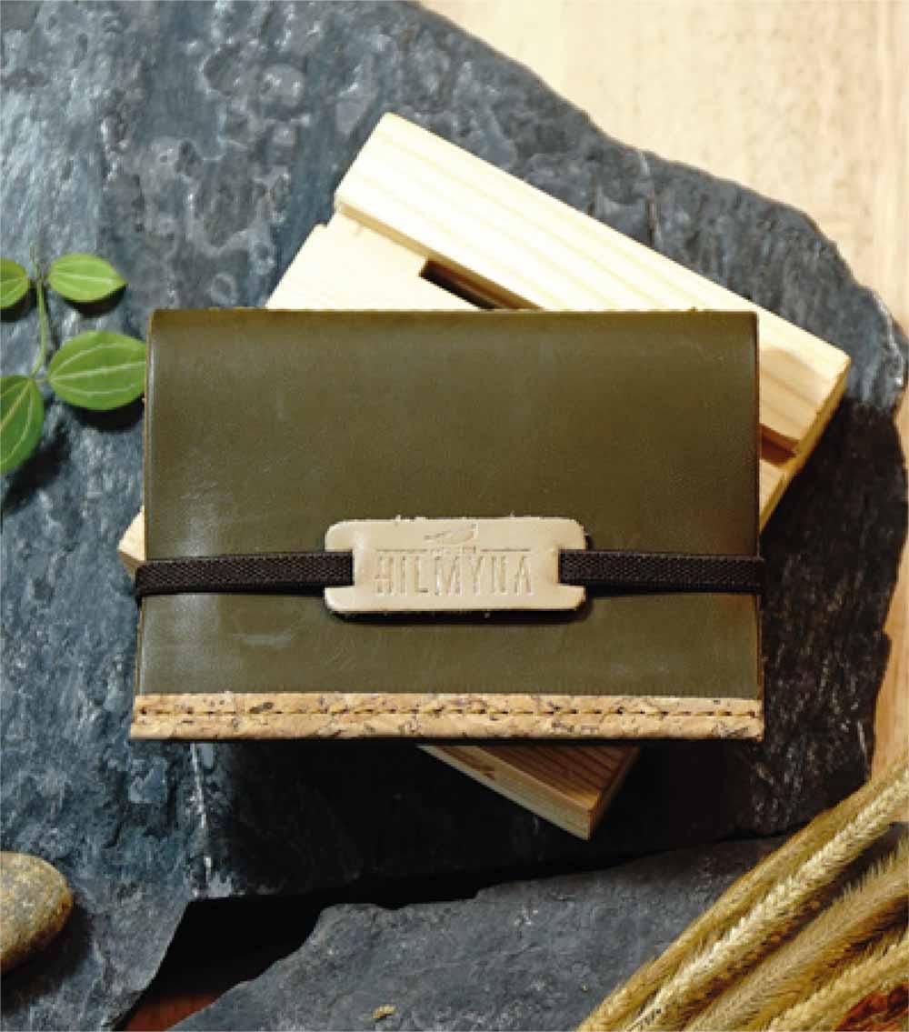 กระเป๋าใส่นามบัตรหนัง ซองนามบัตร รับผลิตสินค้าพรีเมี่ยม4