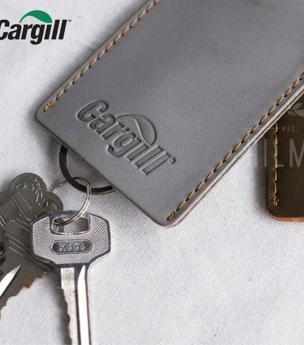 ซองกุญแจหนัง กระเป๋ากุญแจหนัง สินค้าพรีเมี่ยม-cargill