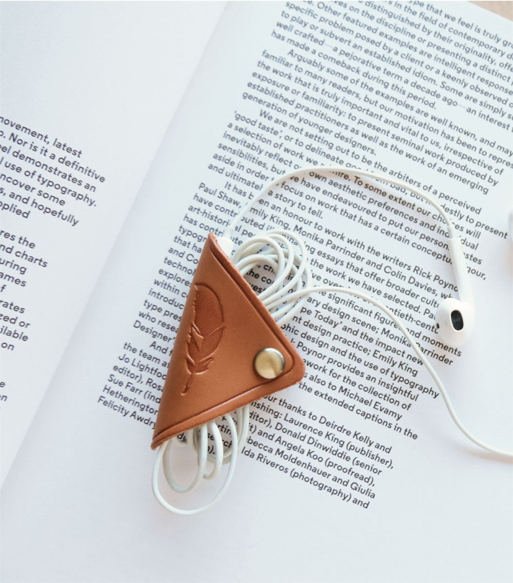 ที่เก็บหูฟัง premium gift สินค้าราคาถูก-2