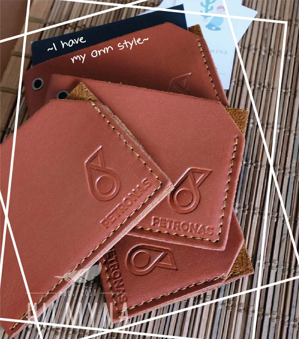 รับผลิตกระเป๋าหนัง รับผลิตสินค้าพรีเมี่ยม petronas4