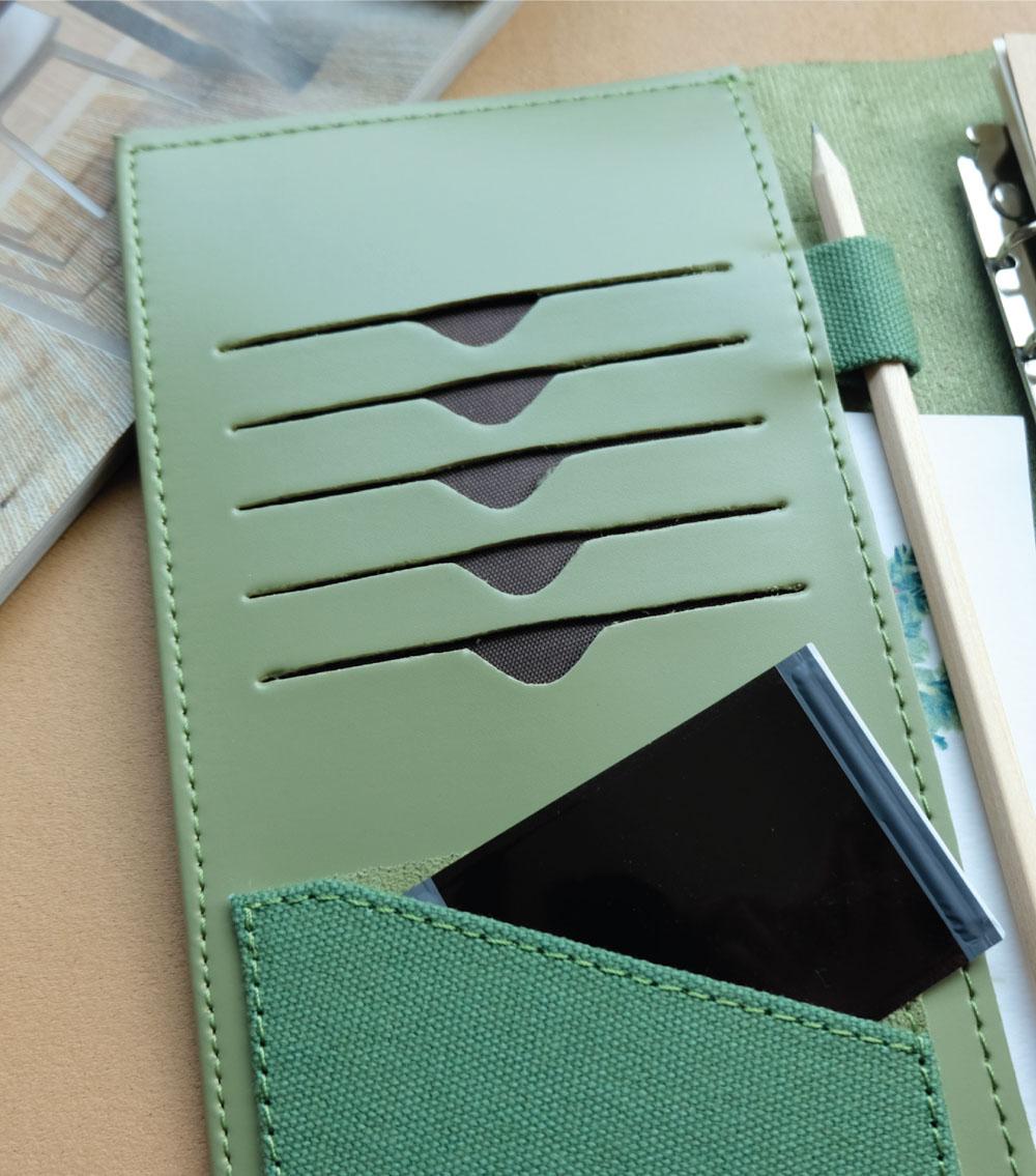รับผลิตสมุดบันทึกปกหนัง รับผลิตสมุด premiumgift รับผลิตสินค้าพรีเมี่ยม-pocket2