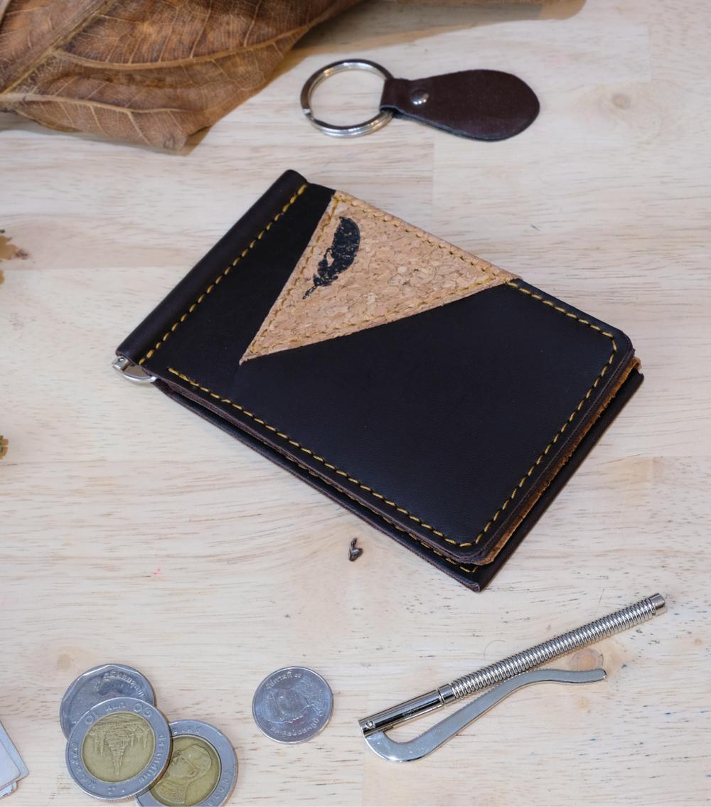 ผลิตกระเป๋าสตางค์ รับผลิตกระเป๋าหนัง รับผลิตสินค้าพรีเมี่ยม premiumgift moneyclip-3