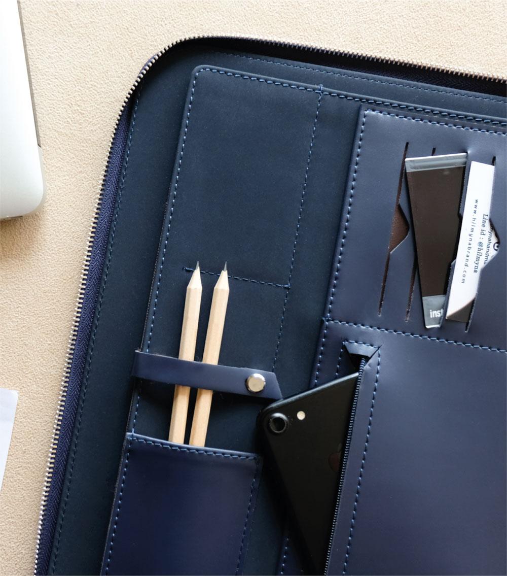 ผลิตสินค้าพรีเมี่ยม premiumgift รับผลิตกระเป๋าหนัง ผลิตเครื่องหนัง-แฟ้มปกหนัง 03