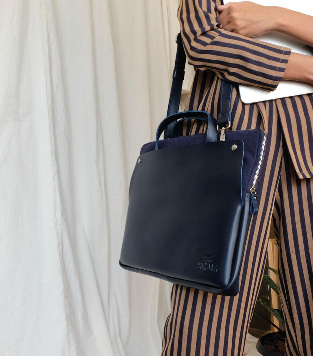 ผลิตสินค้าพรีเมี่ยม premiumgift รับผลิตกระเป๋าหนัง ผลิตเครื่องหนัง-laptopbag 02