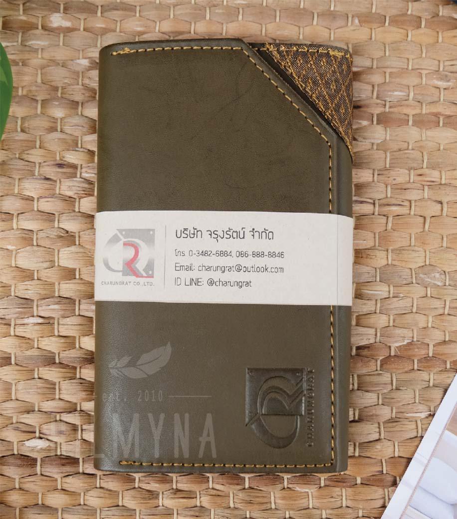 รับผลิตกระเป๋าหนัง รับผลิตสินค้าพรีเมี่ยม-จรุงรัตน-เขียว-02