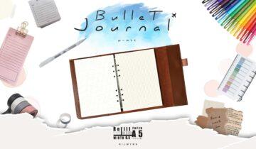5 ไอเดียตกแต่ง Bullet Journal (บูโจ) ให้สวยงาม อ่านจบแล้ว ทำตามแน่นอน!